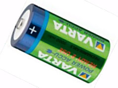 V56714 Varta Longlife NIMH Akku Baby C Ready2Use 1.2 V 3000 mAh DxH 23 x 43 mm
