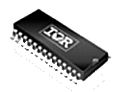 IR2132S PBF (RoHS) Driver 600 V 0.5 A 6-Out Hi/Lo Side 3-Phase Bridge. SOIC28W